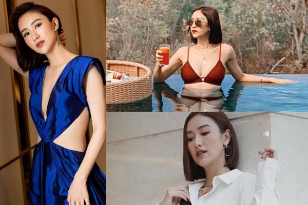 Chán làm 'gái ngoan', Hà Thu ngày càng sexy và nổi loạn