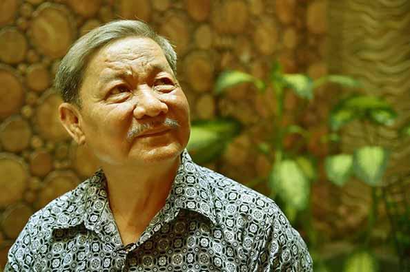 Phan Văn Sáng: 'Tôi vẫn còn yêu phim ảnh'