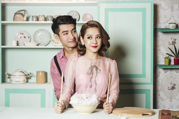Chi Pu hóa thân thành hoa hậu, kể chuyện tình yêu với Quang Đăng trong MV mới
