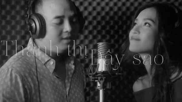 City Of Stars (Vietnamese Version) - Hakoota Dũng Hà , Ái Phương