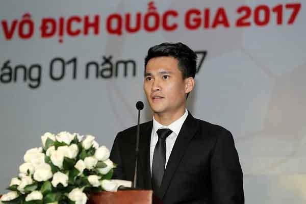 CLB TP.HCM: Công Vinh là Quyền Chủ tịch đặc biệt nhất bóng đá Việt Nam