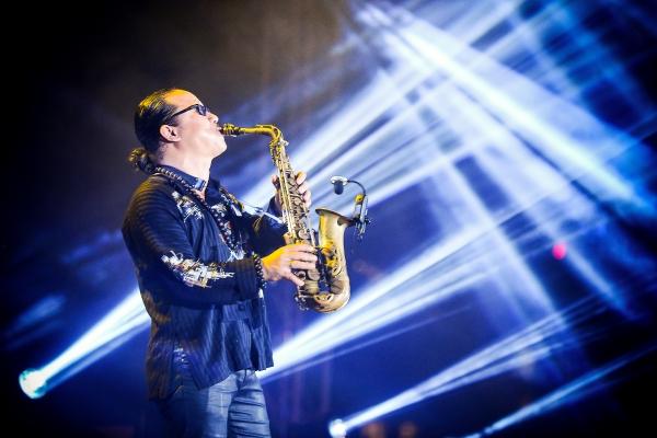 Trần Mạnh Tuấn, saxophone và jazz Việt