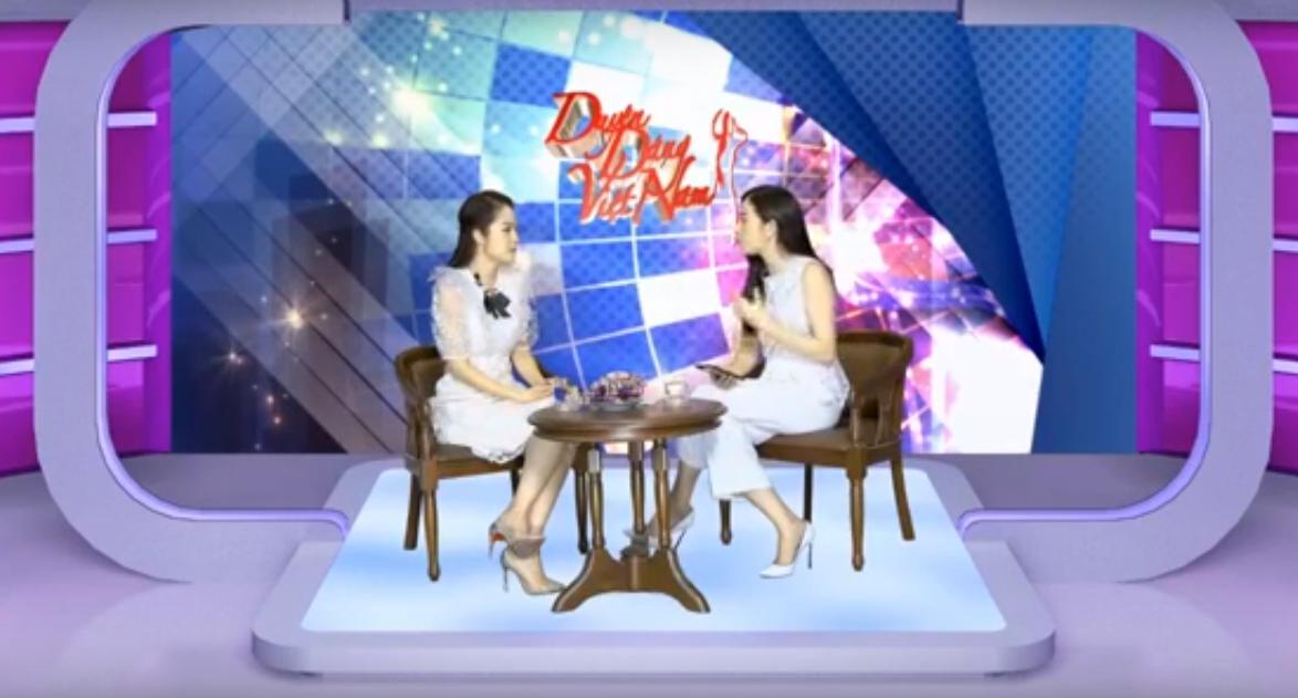 Duyên Dáng Việt Nam | Giao lưu cùng Diễn viên Dương Cẩm Lynh và MC, diễn viên Mai Thanh Hà