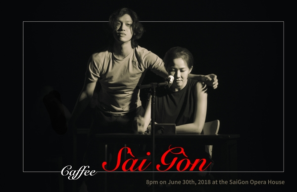 Múa đương đại: Café Saigon