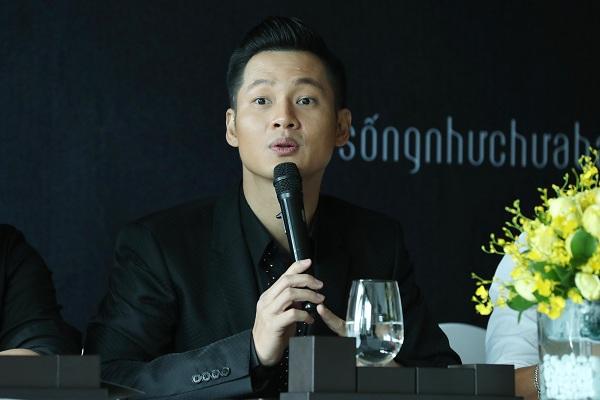 Đức Tuấn hát với tuổi 36