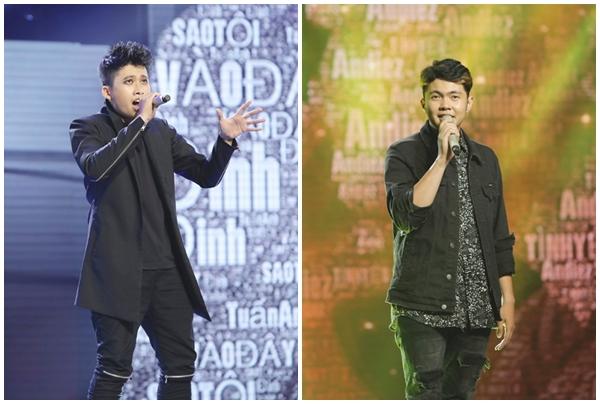 Đinh Tuấn Anh và Nam Trương vào vòng bán kết Sing My Song 2018