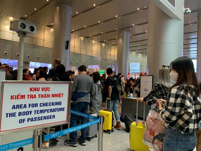 Thông tin du khách Hồng Kông nhiễm Covid-19 từng tới Đà Nẵng