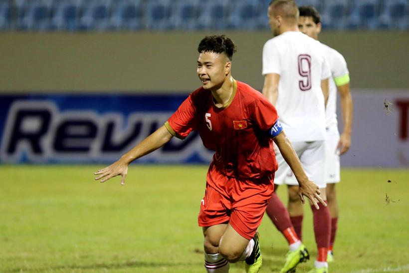 U.21 Việt Nam đoạt vé vào chung kết trước một vòng đấu