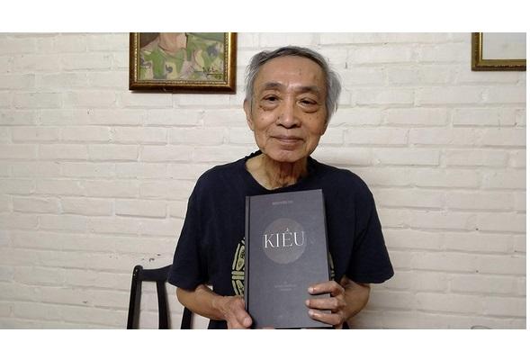 Truyện Kiều - Bản dịch công phu của dịch giả Dương Tường ra mắt thế giới