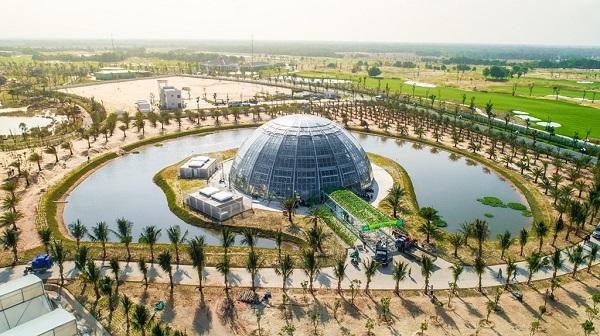 Ngắm siêu trang trại du lịch nông nghiệp 5 sao đầu tiên ở Việt Nam