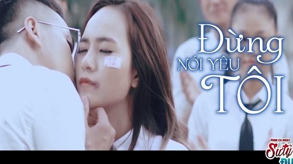 Đừng Nói Yêu Tôi - Wendy Thảo
