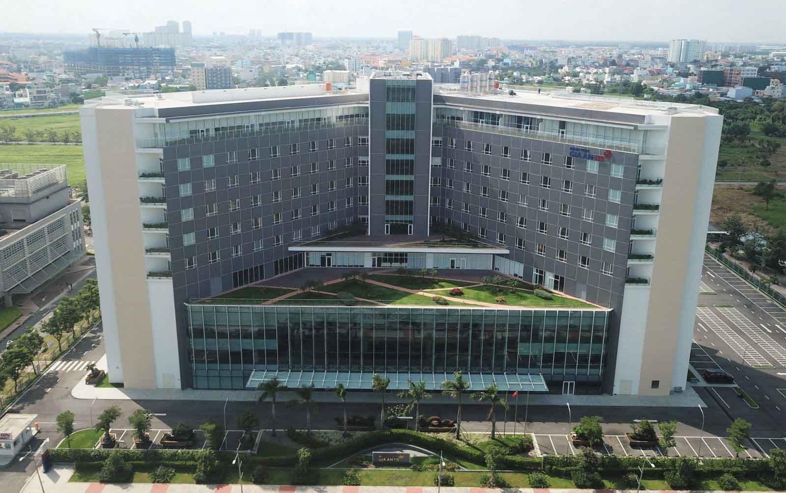 Bệnh viện Gia An 115 TP. HCM chính thức đi vào hoạt động