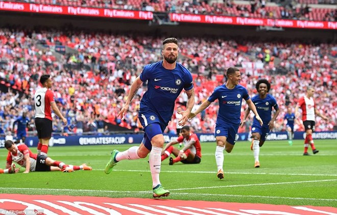 Chelsea 'đại chiến' Manchester United tại chung kết FA Cup