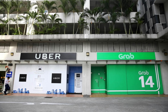 Grab và Uber đã hoàn tất thương vụ sát nhập tại Đông Nam Á
