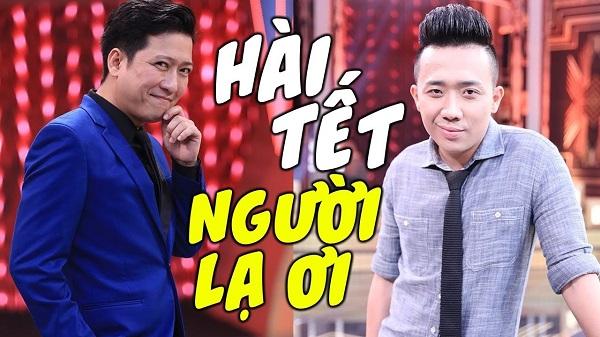 Hài Tết 2018 Trấn Thành, Trường Giang - Hài Người Lạ Ơi