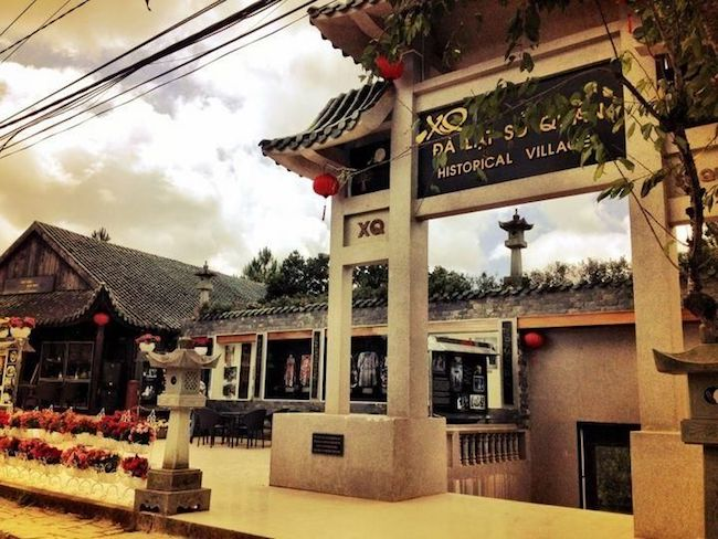 XQ Sử Quán - Ngôi làng đẹp như tranh ở Đà Lạt