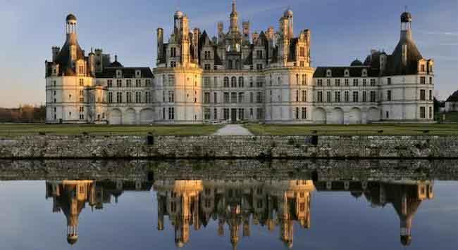3 tòa lâu đài đẹp như tranh ở Pháp khiến bạn phải ghé thăm