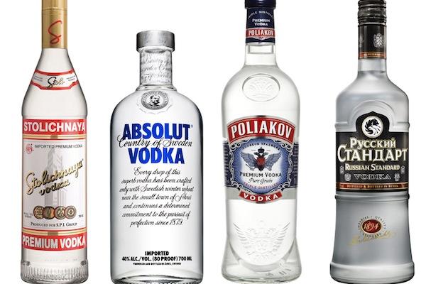 Người Nga và văn hóa Vodka