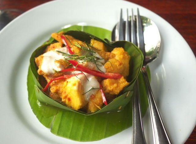 Amok, món ăn truyền thống đặc biệt của người Campuchia