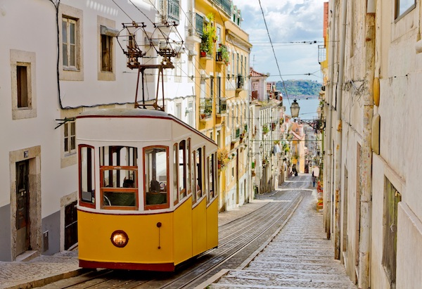 Lisbon, một thủ đô yên bình giữa Châu Âu nhộn nhịp