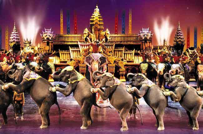 Vở kịch Siam Niramit - giấc mơ của người Thái