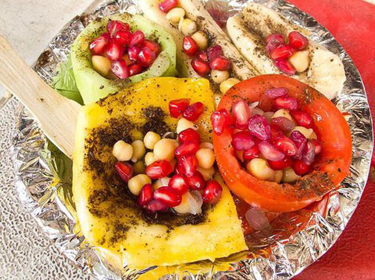 Kulle Chaat món ăn vặt với ngoại hình kì dị của Ấn Độ