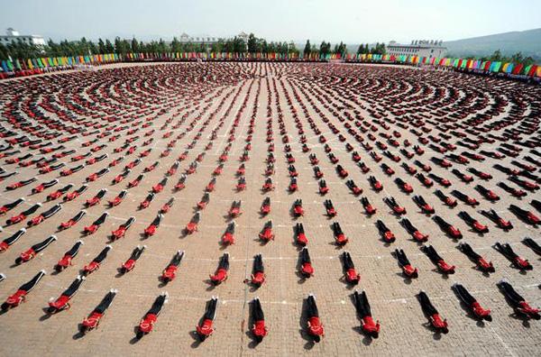 Đến thăm Thiếu Lâm Tự thời hậu Kim Dung