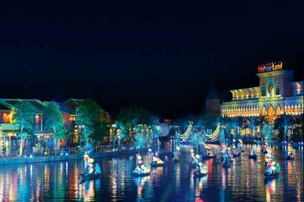 Cận cảnh khu nghỉ dưỡng 5 sao đẹp như tranh – nơi Hà Anh Tuấn đăng đàn bán vé concert