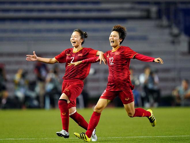 Ngân hàng BIDV thưởng lớn cho đội tuyển bóng đá nữ Việt Nam