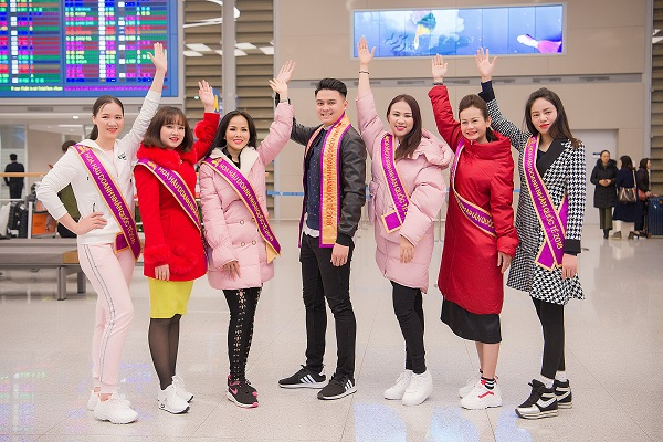 Thí sinh Mr& Ms International Business khám phá Đảo Nami - Trái tim mùa đông của Hàn Quốc