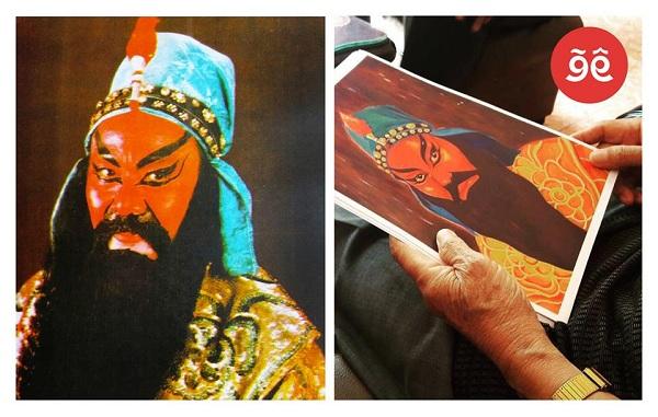 Triển lãm 'Vẽ về hát bội' - cách người trẻ lưu giữ văn hóa