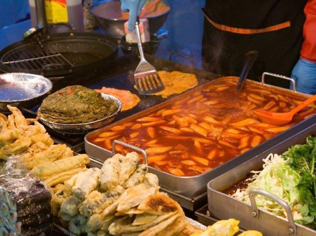 6 Món ăn đường phố Hàn quốc nhất định không được bỏ qua