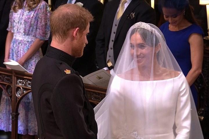 Nhìn lại những khoảnh khắc ấn tượng trong đám cưới Hoàng tử Harry
