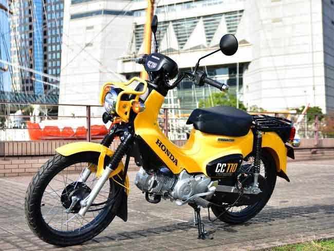 Soi Honda Cross Cub 2018 vừa về Việt Nam, đắt hơn SH 150