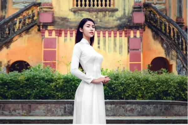 """Á hậu Ngọc Huyền hưởng ứng """"Ngày hội Xuân cao nguyên trắng 2019"""""""