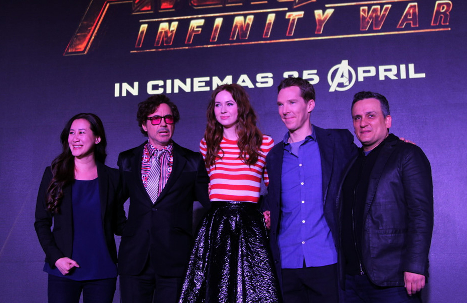 """Bom tấn """"Avengers: Infinity War"""" giữ bí mật nội dung đến phút cuối"""