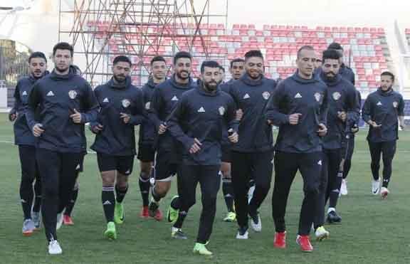 Jordan coi ĐT Việt Nam là 'thuốc thử' chuẩn bị cho VCK Asian Cup 2019