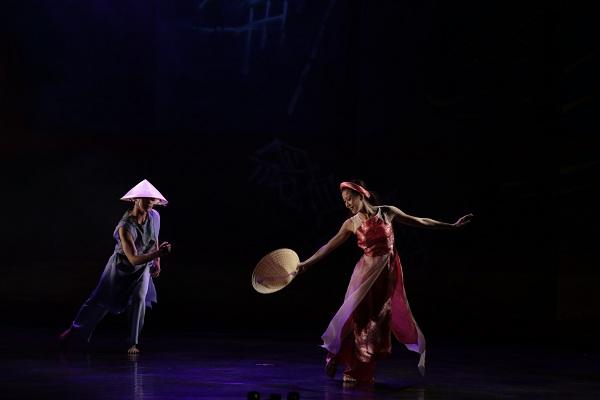 Khi Kiều hiện ra bằng cái nhìn của nghệ sĩ Hàn Quốc