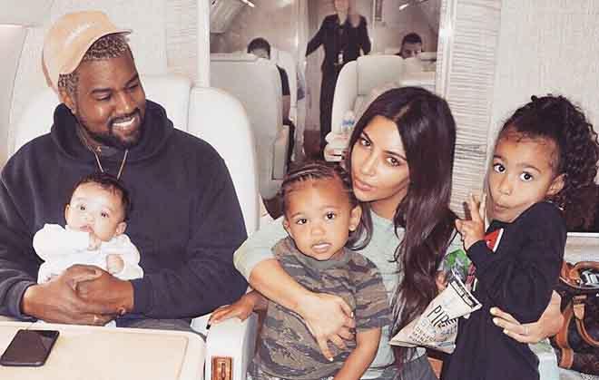 Kim Kardashian chuẩn bị có con thứ tư