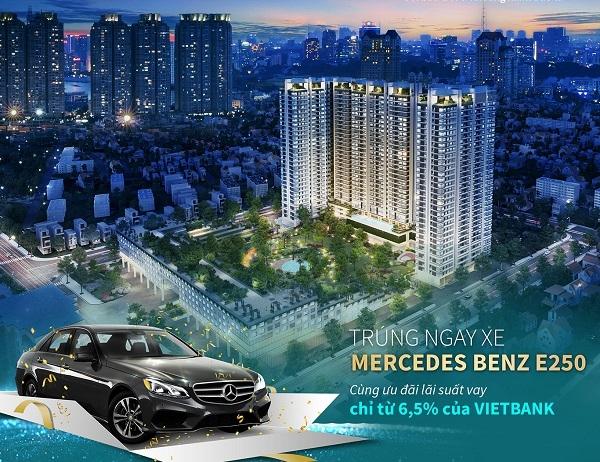 Kingdom 101 ưu đãi 'khủng' MERCEDES BENZ E250