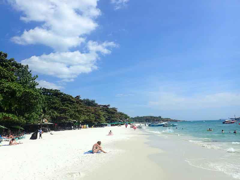 Đến Thái Lan, nhớ ghé thiên đường đảo Koh Samet