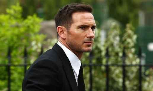 Lampard nhậm chức HLV trưởng Derby County
