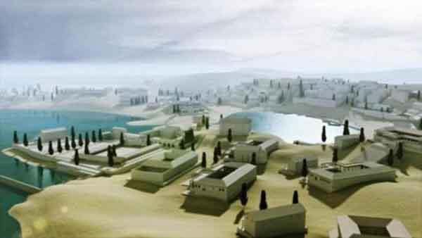 """Khám phá """"Las Vegas"""" của châu Âu vào 1.700 năm trước"""