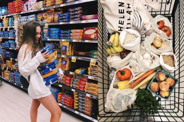 Những mẹo giúp bạn đi siêu thị thông minh và tiết kiệm