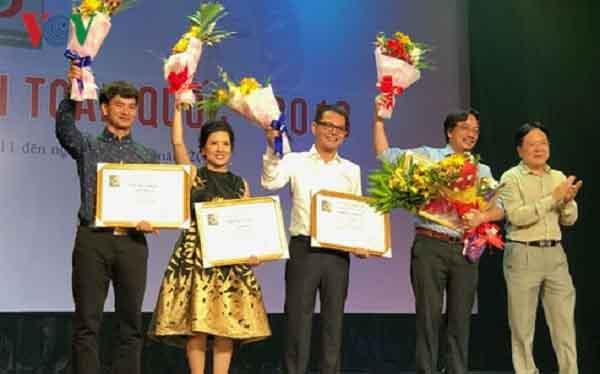 Liên hoan kịch nói toàn quốc 2018: Đoàn Nhà hát kịch Việt Nam nhận 12 giải thưởng