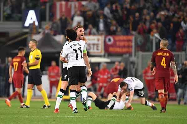 Liverpool vào chung kết Champions League: Niềm tự hào nước Anh