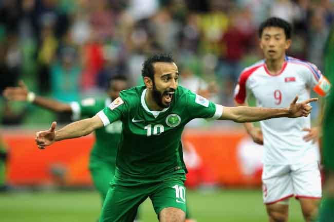 Manchester United thử việc tiền đạo người Saudi Arabia để thay thế Ibrahimovic?