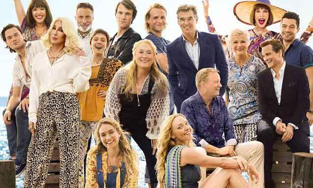 Tung trailer cuối cùng, 'Mamma Mia!: Here We Are Go' tiết lộ quá khứ của nhân vật Donna