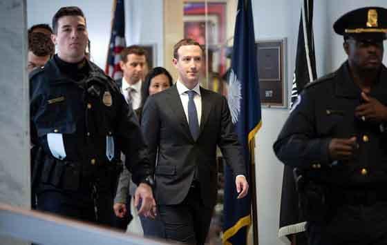 Facebook rò rỉ thông tin người dùng, Mark thừa nhận trách nhiệm