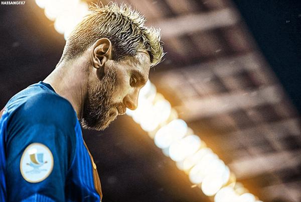 Lionel Messi: Sau ánh hào quang, là người đi xây tổ ấm